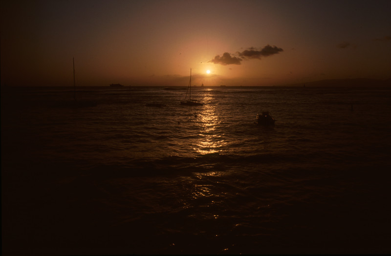 1985-1999 Outrigger Sunsets