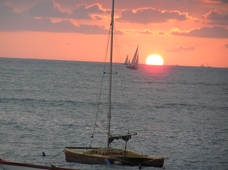 2007 Outrigger Sunset