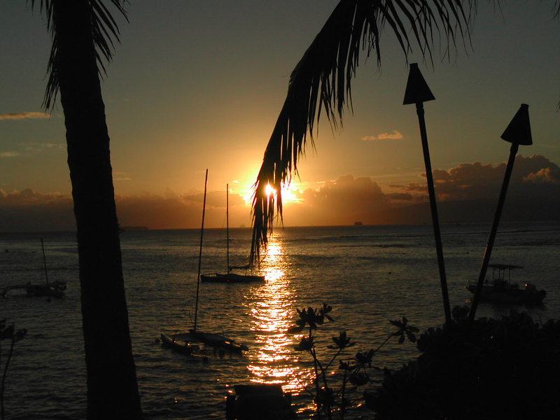 2005 Outrigger Sunset