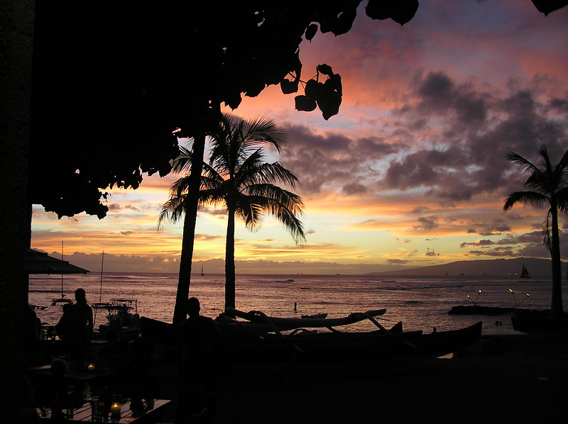 2006 Outrigger Sunset