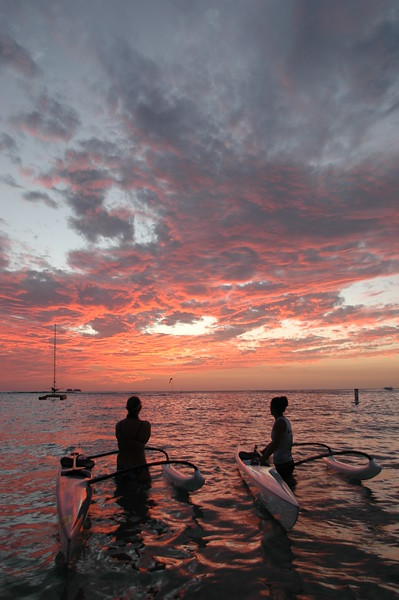 2008 Outrigger Sunset