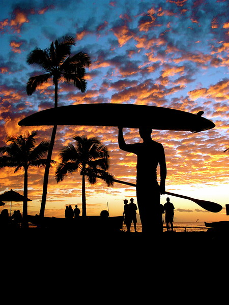 2010 Outrigger Sunset