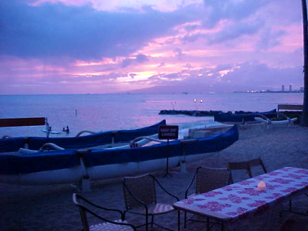 2002 Outrigger Sunset