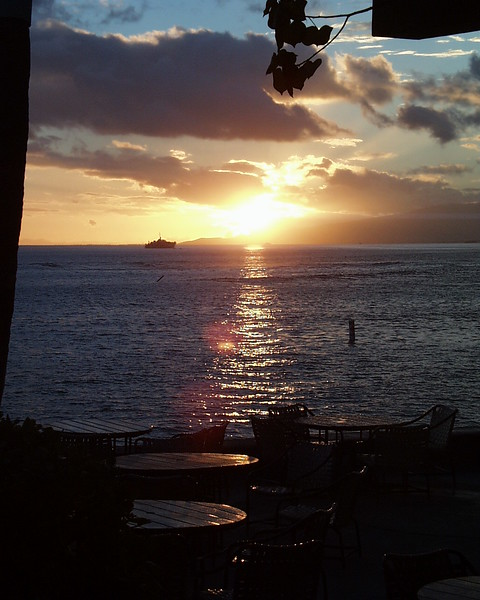 2000 Outrigger Sunset