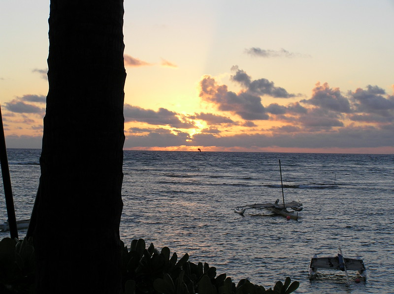 2004 Outrigger Sunset
