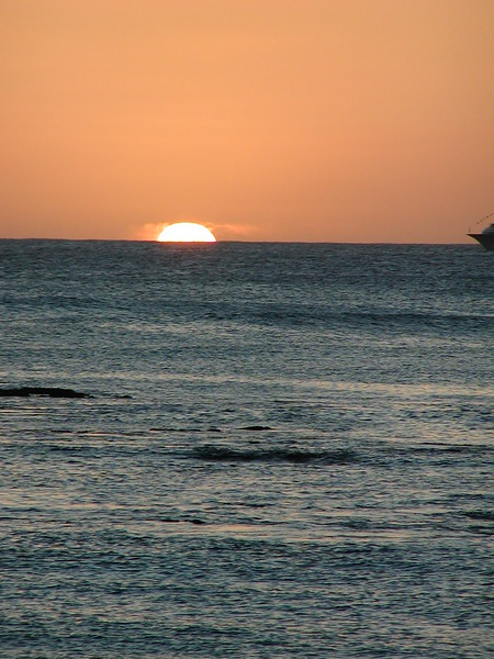 2003 Outrigger Sunset