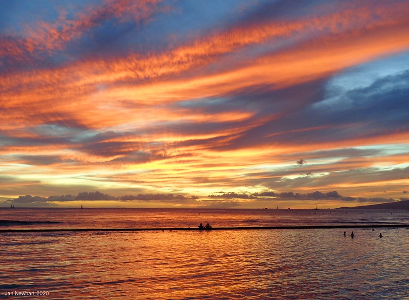 2020 Outrigger Sunset
