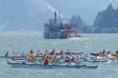 Gorge Outrigger Racing