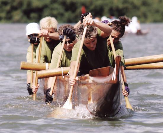 Canoe Regattas