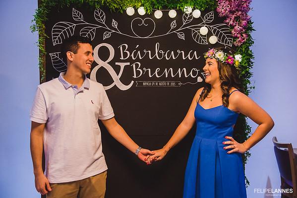 Barnela: Bárbara e Brenno