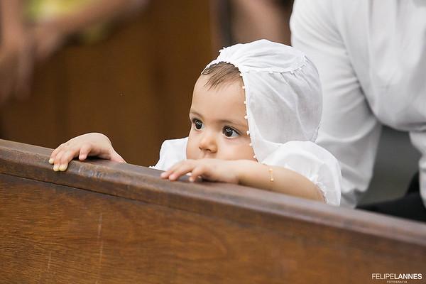 Batizado: Antonella