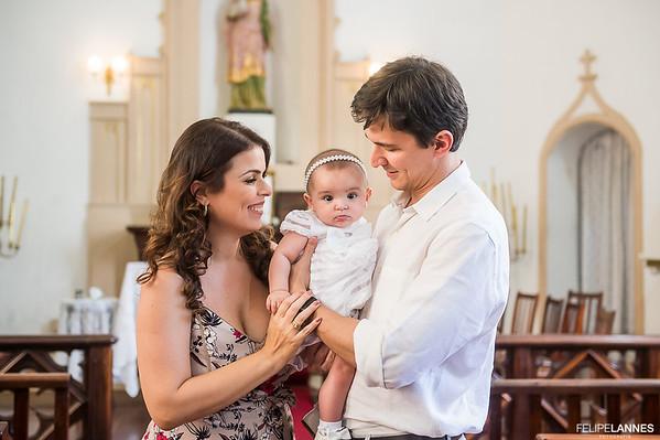 Batizado: Olívia