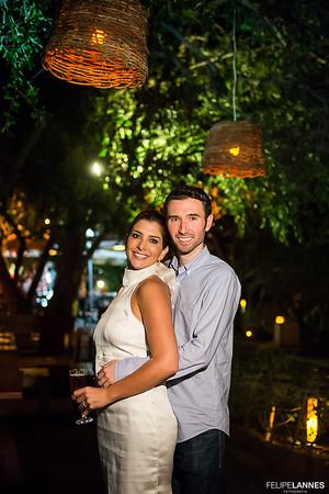 Nina e Jon - Pré