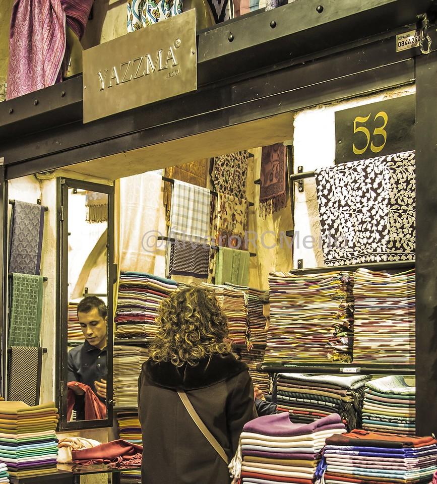 Grande Bazar, Istambul - 2015