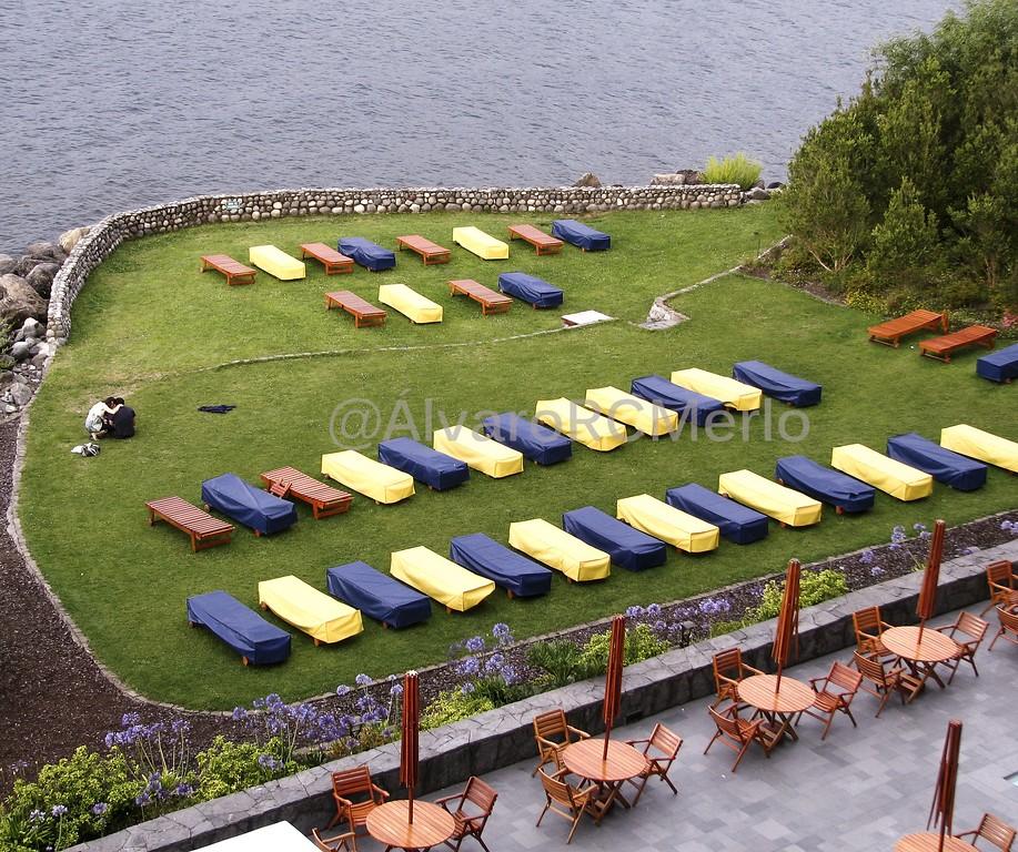 Villarrica Park Lake Hotel, Pucón, Chile - 2010