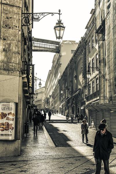 Rua do Carmo, Lisboa - 2012
