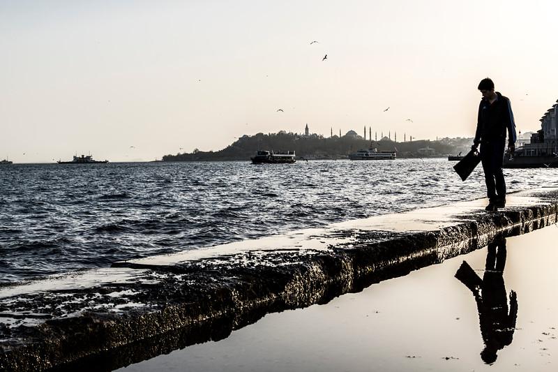 Parque Findikli, Istambul – 2015