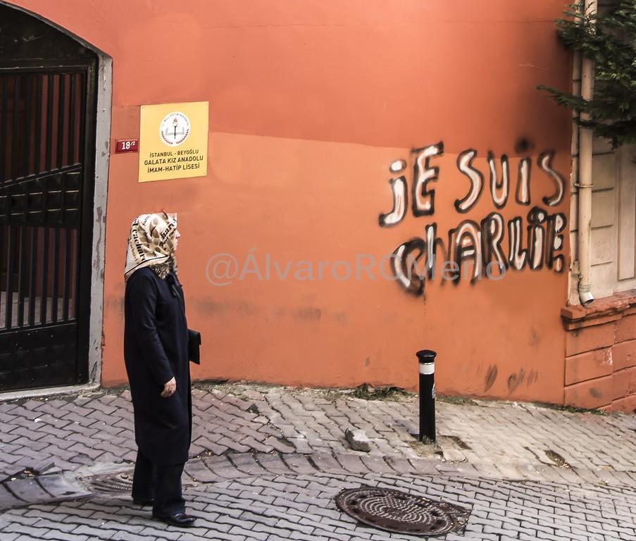 Beyoğlu, Istambul - 2015