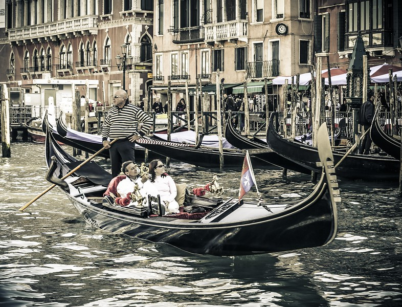 Grande Canal, Veneza - 2012