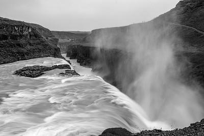 Gulfhoss, Iceland