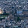 Le Musée du Louvre and Jardin des Tuileries.