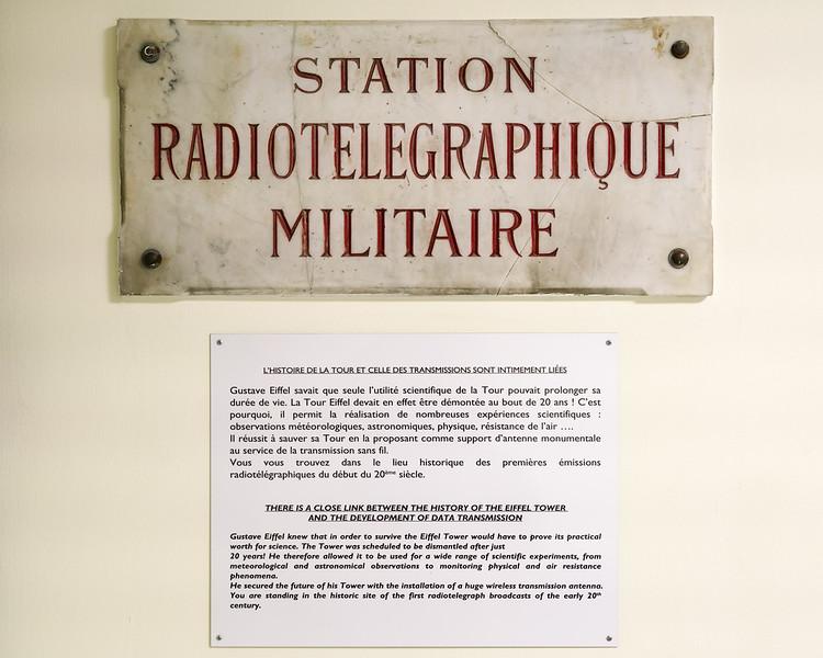 Did you know that radio saved la Tour Eiffel?