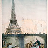 The twenty-five years of the Eiffel Tower.<br /> Its current use for wireless telegraphy.