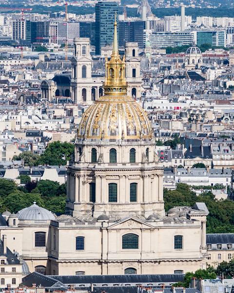 Tombeau de Napoléon 1er.