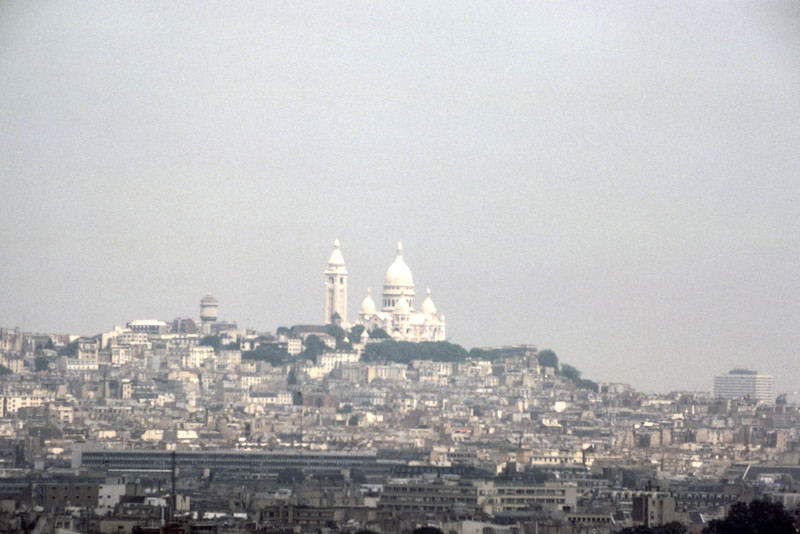 Sacré-Cœur in 1979.