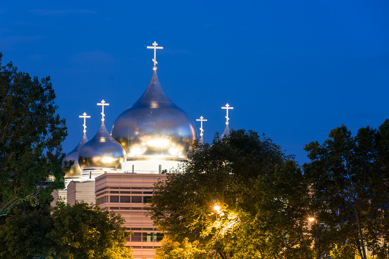 Holy Trinity Cathedral (part of the Russian Orthodox church)