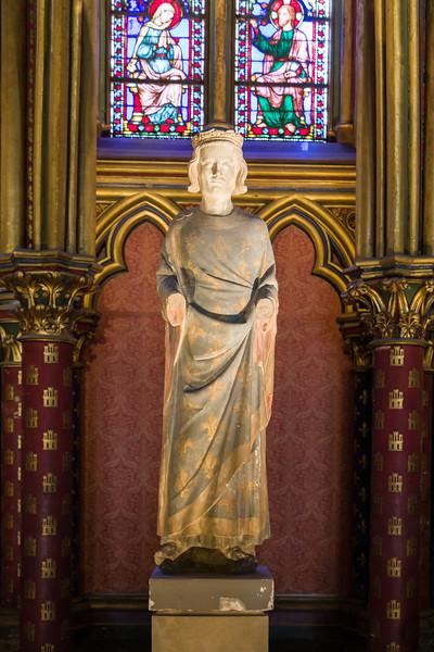 King Louis IX (St. Louis)