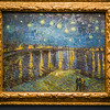 "Part of Vincent Van Gogh's ""starry night"" series of paintings - Starry Night Over the Rhone - the view he had from his rented apartement in Place Lamartine. (Painted about 1 year before Starry Night.)"