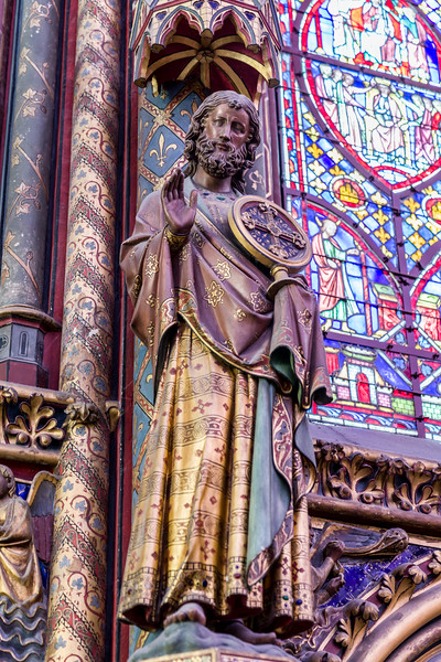 One of the apostles.