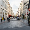 A look down Rue Cler
