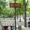 Ye olde métro station entrance.