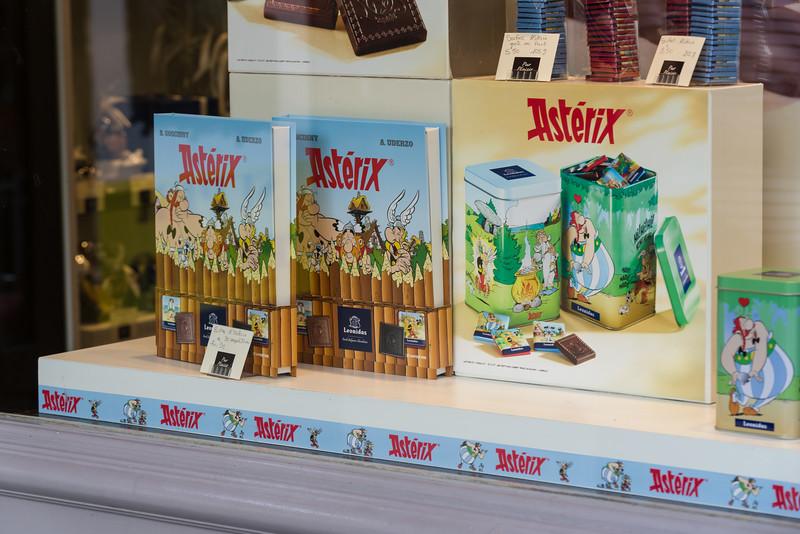 Asterix is still around!