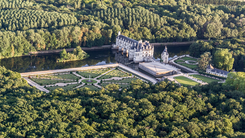 Chenonceau sighted.