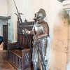 Armour standing in the King's Room.