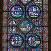 The St. Eustace window