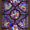The Legends of Charlemagne window