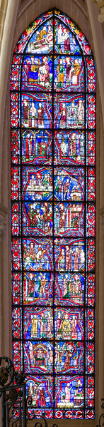The St. Remigius window
