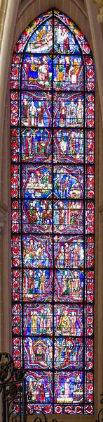 The St. Remigius window