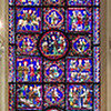 The St. Martin of Tours window