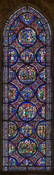 The Assumption window