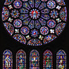 The South Rose window