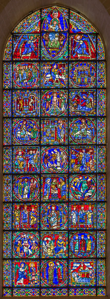 The Infancy and Public Ministry of Jesus window