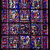 The St. Apollinaris and Grisaille window