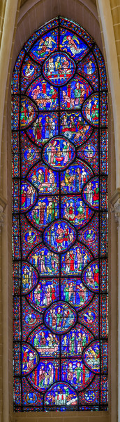 The St. Sylvester window