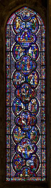 St. John the Divine window