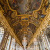 Ceiling of the hall of mirrors.
